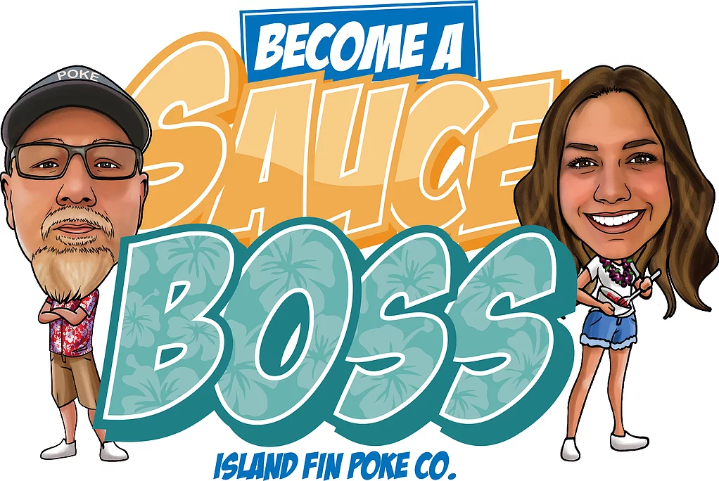 Become a Sauce Boss at Island Fin Poke