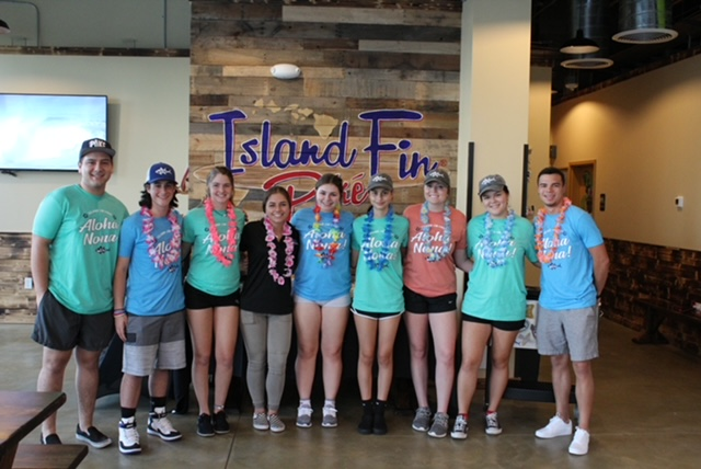 Island Fin Poke Team Members